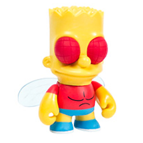 Treehouse of Horror - Bart the Fly - superchan.de
