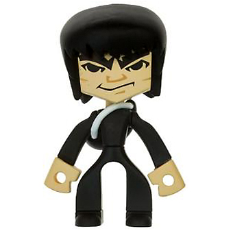 Temple of Kung Fu - Bruce Lee (with Backpack) - superchan.de