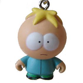 South Park Zipper Pulls S1 - Butters - superchan.de