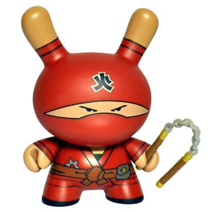 Dunny Gold Life - Fire Clan Ninja - superchan.de