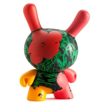 Dunny Warhol S1 - Flowers - superchan.de