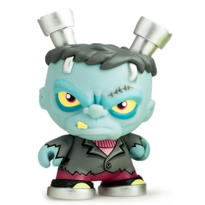 Dunny Odd Ones - Francis (blue) - superchan.de