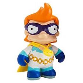 Kidrobot Futurama S2 - Superhero Fry - superchan.de