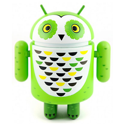 Android S3 - Gary Ham (Owl) - superchan.de