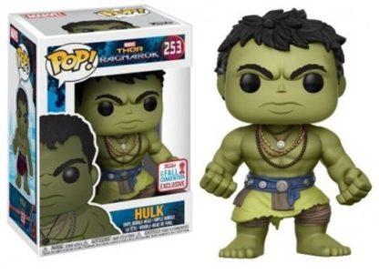 POP! Marvel: Thor Ragnarok - Hulk Casual (#253) -Exclusive- - superchan.de