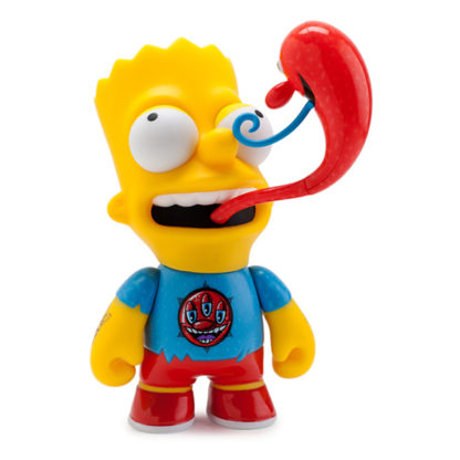 Kidrobot The Simpsons - Bart (by Kenny Scharf) - superchan.de