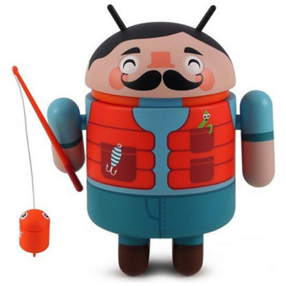 Android S4 - Kong Andri Fisherman - superchan.de