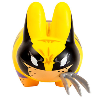Kidrobot x Marvel - Wolverine Labbit - superchan.de