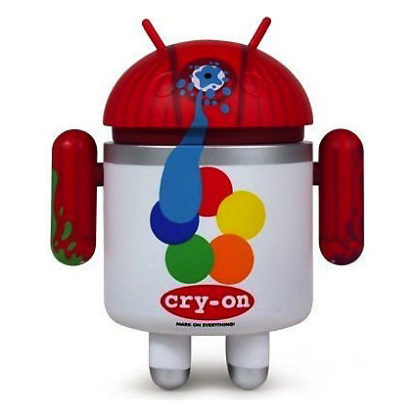 Android S3 - MAD (cry-on) - superchan.de