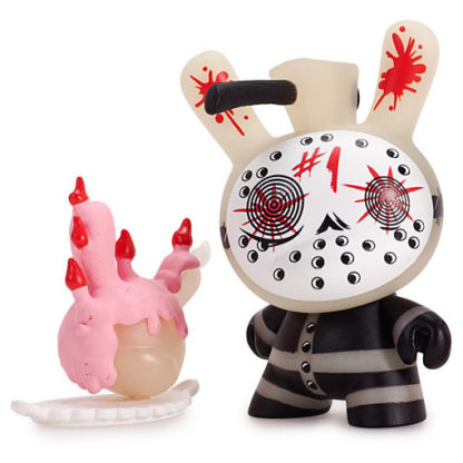 Dunny The 13 - Mad Butcher CHASE - superchan.de