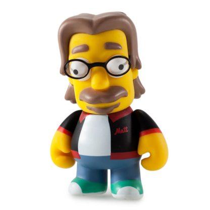 25th Anniversary Series - Matt Groening - superchan.de
