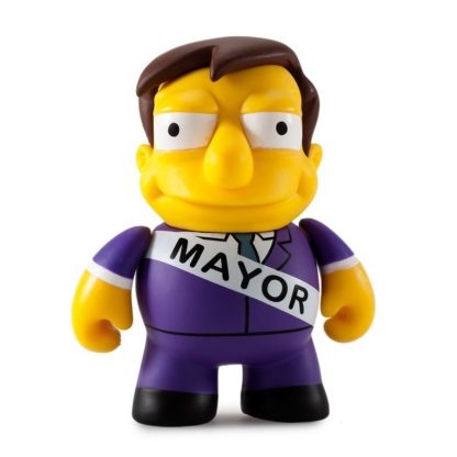 25th Anniversary Series - Mayor Quimby - superchan.de