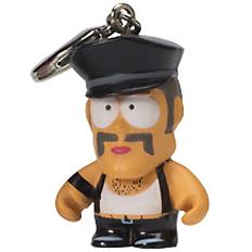 South Park Zipper Pulls S1 - Mr. Slave - superchan.de