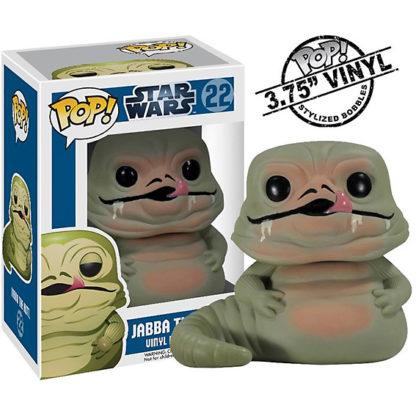 POP! Movies: Star Wars - Jabba The Hutt (#22) - superchan.de