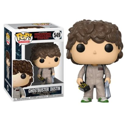 POP! TV: Stranger Things - Ghostbuster Dustin (#549) - superchan.de