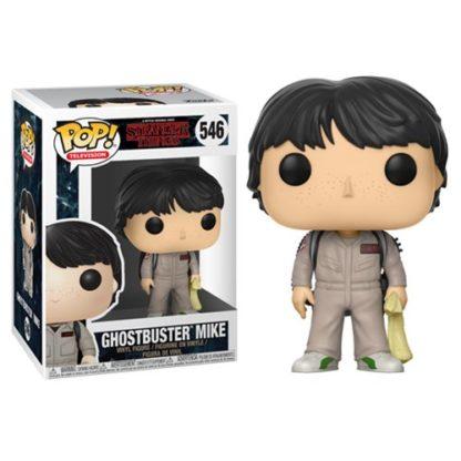 POP! TV: Stranger Things - Ghostbuster Mike (#546) - superchan.de