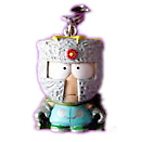 South Park Zipper Pulls S1 - Professor Chaos - superchan.de