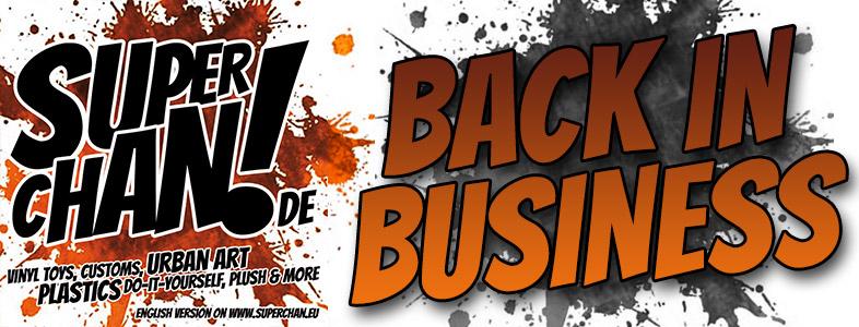 superchan.de - Back in Business!