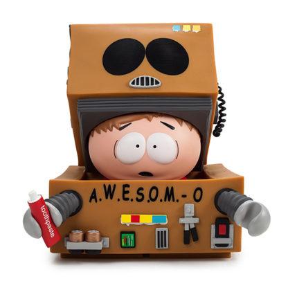 South Park - Cartman as A.W.E.S.O.M.-O
