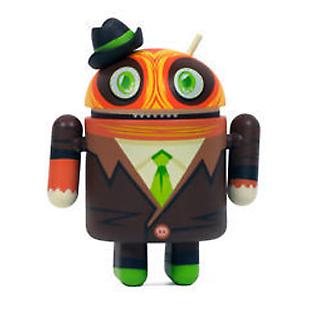 Android S3 - Agent Argh (orange) CHASE - superchan.de