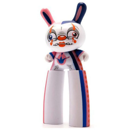 Dunny Mardivale - Stilts (blue/pink) - superchan.de