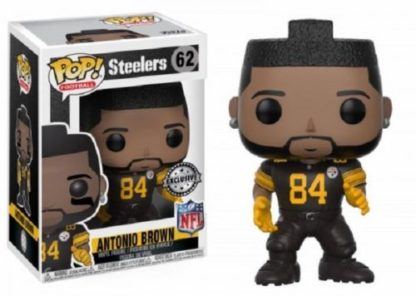 POP! Football: Steelers - Antonio Brown (#62) -Exclusive- - superchan.de