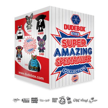 DUDEBOX Super Amazing Spectacular Collection (Blind Box) - superchan.de