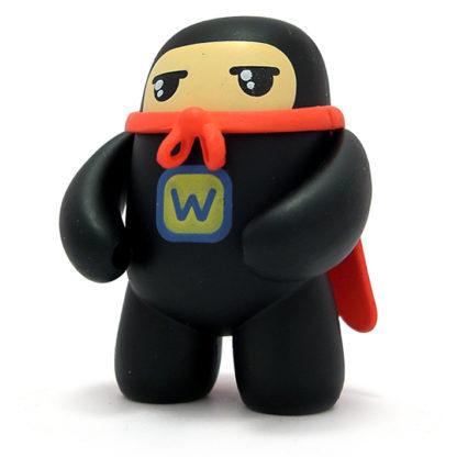 Ninjatown Wee Vinyl Serie - Super Ninja CHASE - superchan.de