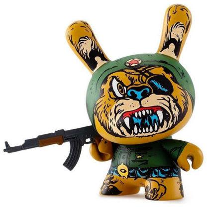 Dunny Mishka - Super Soldier Bear - superchan.de
