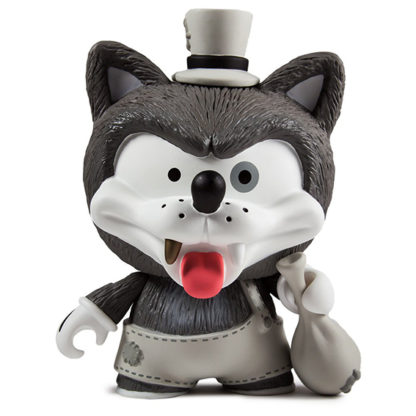Kidrobot: Willy the Wolf by Shiffa