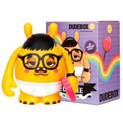 DUDEBOX - Eugene McGeekson by Andreas Krapf - superchan.de