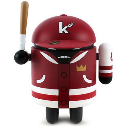 Android S4 - kaNO Flipmode (rot) - superchan.de