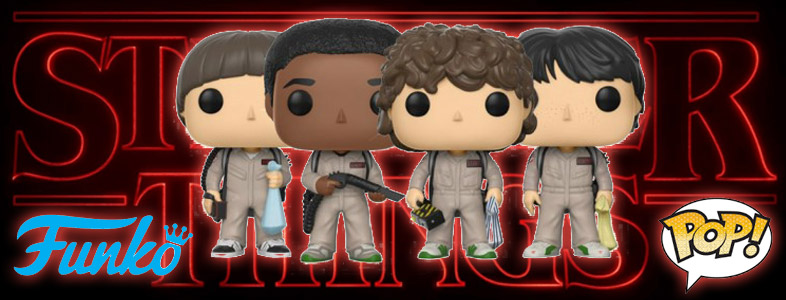 Funko POP! TV: Stranger Things