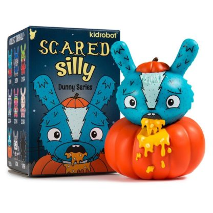 Dunny Scared Silly Mini Series (Blind Box) - superchan.de
