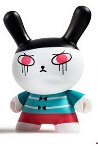 "Dunny ""DTA"" Designer Toy Awards - Trouble Maker - superchan.de"