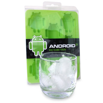 Android Foundry (Ice Cube Tray) - superchan.de