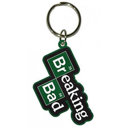 Breaking Bad - Logo (Schlüsselanhänger) - superchan.de