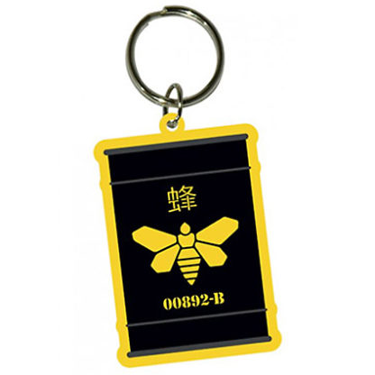 Breaking Bad - Golden Moth (Schlüsselanhänger) - superchan.de