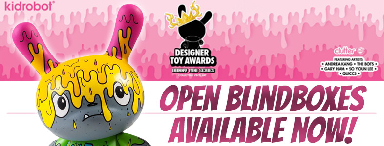 Dunny Designer Toy Awards Series