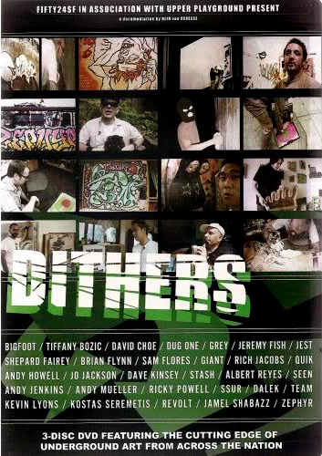 FIFTY24SF & Upper Playground - Dithers DVD - superchan.de