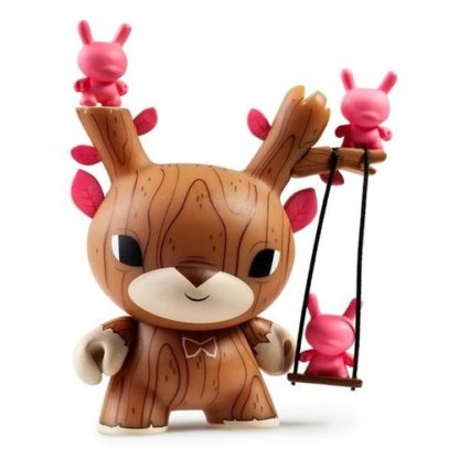 "Dunny ""DTA"" Designer Toy Awards - Autumn Stag - superchan.de"