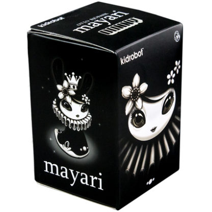 Mayari Dunny (black) by Otto Björnik (sealed) - superchan.de