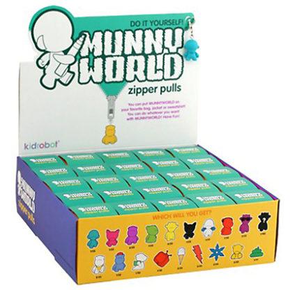 Munny World Zipper Pulls S1 (Blind Box) - superchan.de