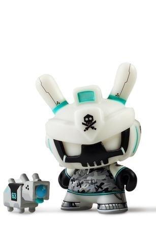 """Dunny """"DTA"""" Designer Toy Awards - Quiccs (grey) - superchan.de"""