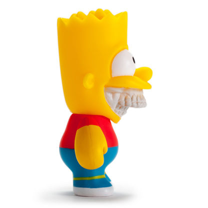 The Simpsons - Bart Grin (by Ron English) - superchan.de