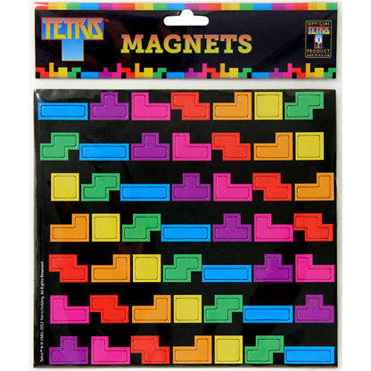 Tetris (Magnet Set) - superchan.de