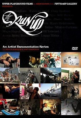 The Run Up - An Artist Documentation Series DVD - superchan.de