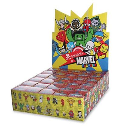 tokidoki x Marvel: Frenzies Mini Series (Blind Box) - superchan.de