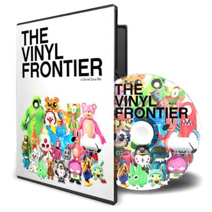 The Vinyl Frontier DVD - superchan.de