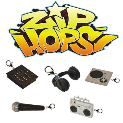 Zip-Hops Zipper Pulls (Blind Box) - superchan.de